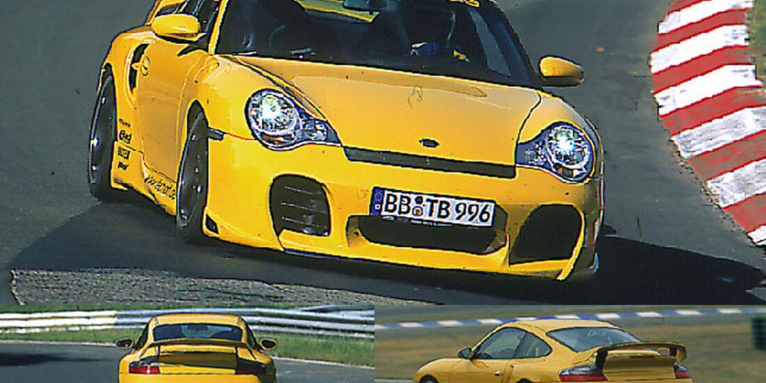 Supertest 08/2001 TechArt-Porsche GT Street