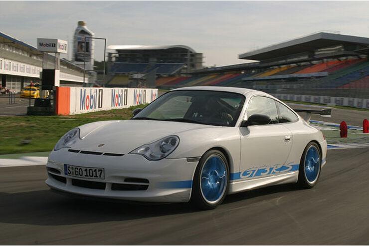 Supertest Porsche 911 GT3 RS