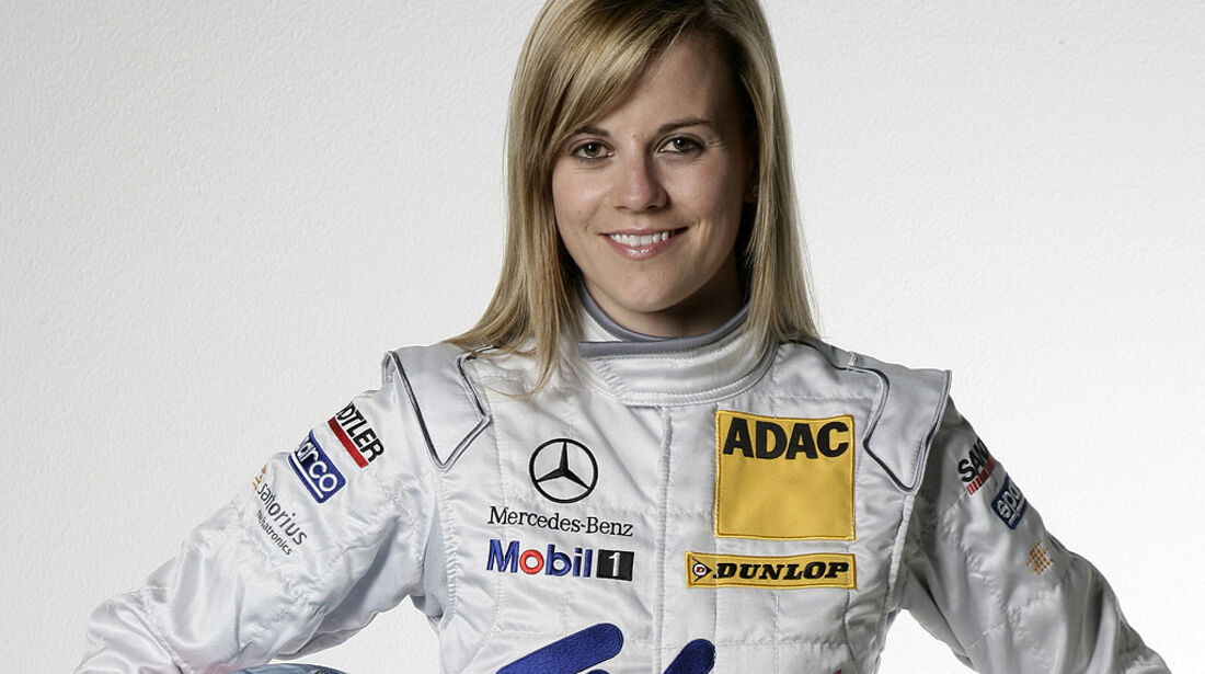 Susie Stoddart (TV Spielfilm AMG Mercedes)