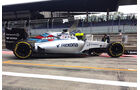 Susie Wolff - Williams - Formel 1 - Test - Spielberg - 23. Juni 2015