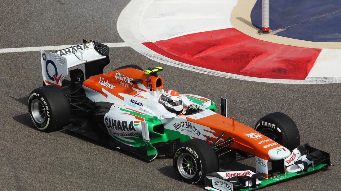 Sutil - GP Bahrain 2013