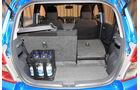Suzuki Celerio, Kofferraum