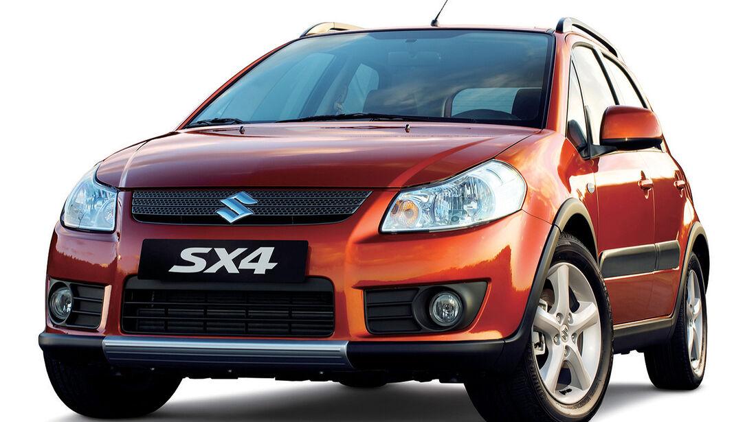 Suzuki SX4, 1.Generation 2006