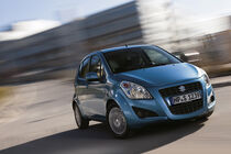 Suzuki Splash Facelift 2012