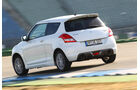 Suzuki Swift 1.6 Sport, Heck