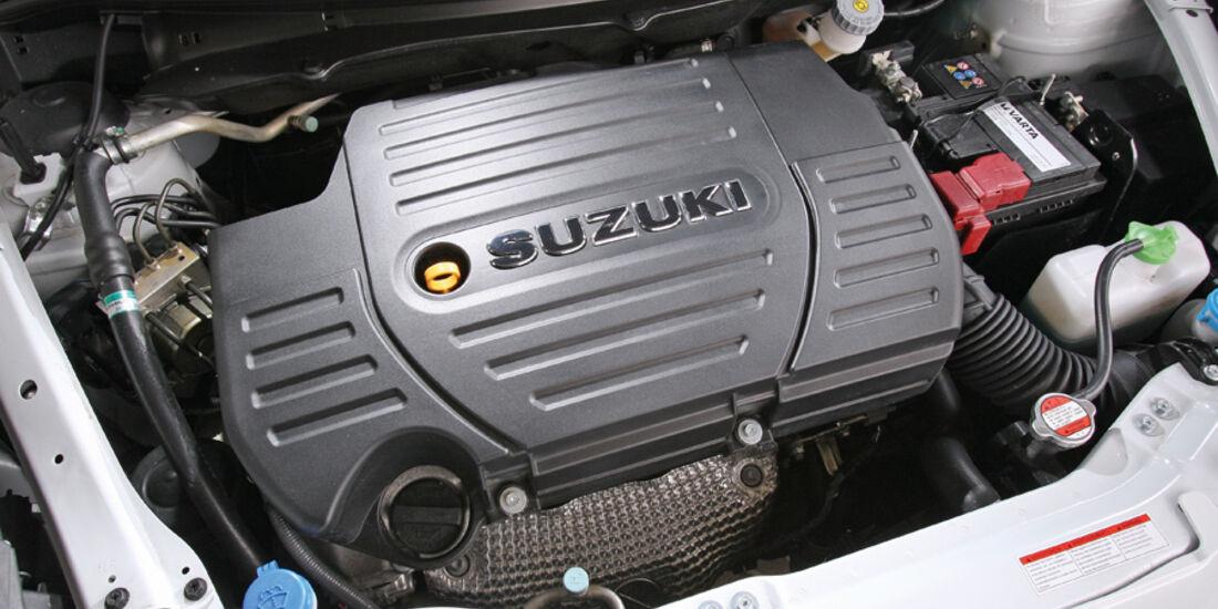 Suzuki Swift 1.6 Sport, Motor