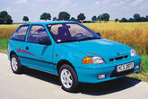 Suzuki Swift, 3. Generation 2000