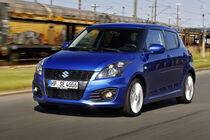 Suzuki Swift Sport Fünftürer