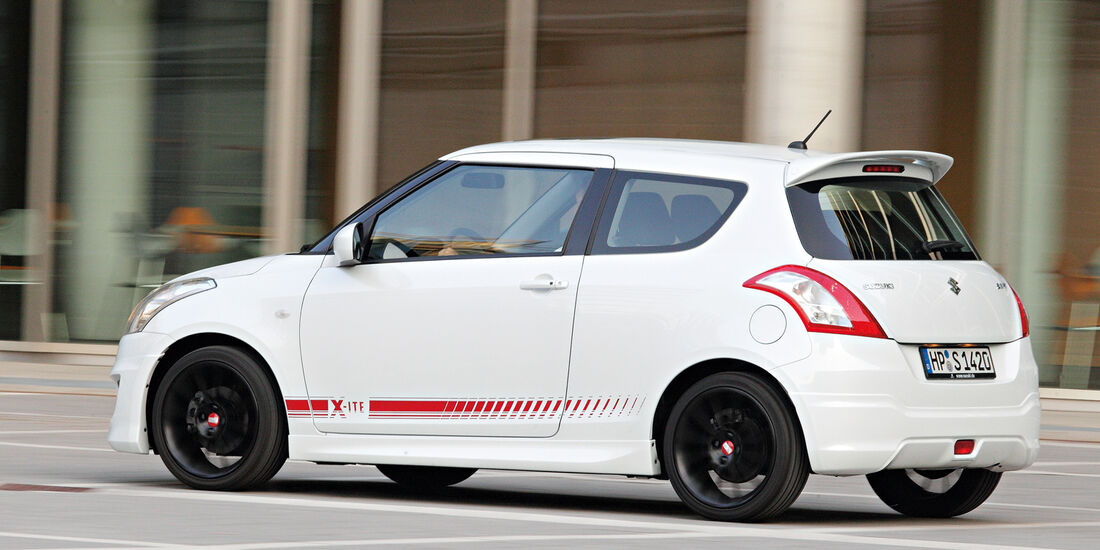 Suzuki Swift, X-Lite