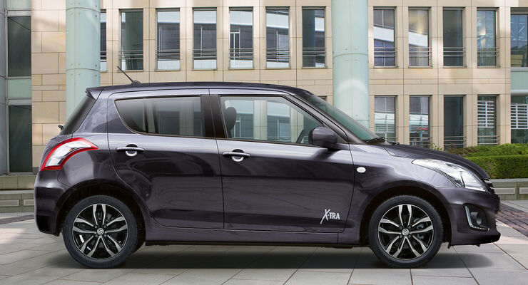 Suzuki Swift X-Tra Sondermodell