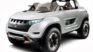Suzuki X-Lander Tokyo 2013