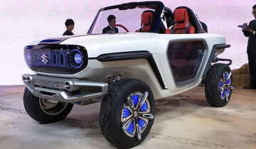 Suzuki e-SURVIVOR Tokyo Motor Show 2017