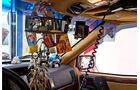 TÜV, GFÜ, Cockpit, Innenraum