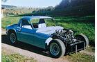 TVR 2000 M, Karosserie, Montage