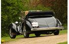 Talbot T 150, Heckansicht