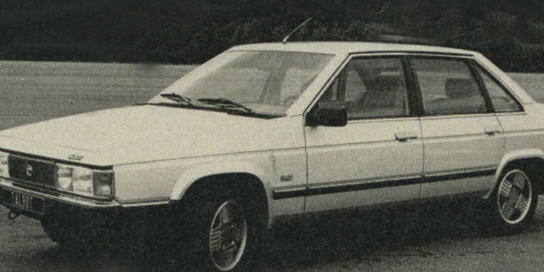 Talbot, Tagora SX, IAA 1981