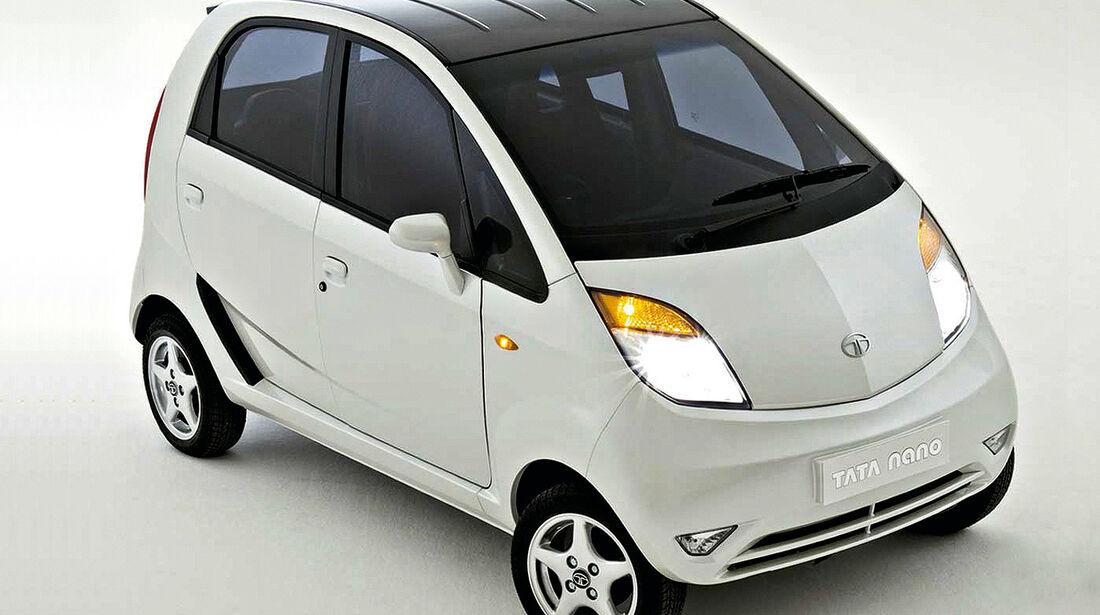 Tata Nano, Indien-Modell