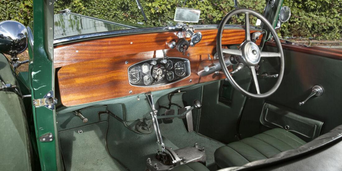 Tatra T80, Cockpit
