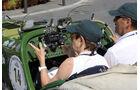 Teamarbeit bei der Silvretta Classic 2010