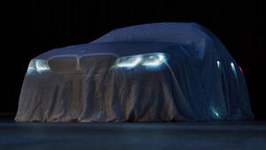 Teaser BMW 3er