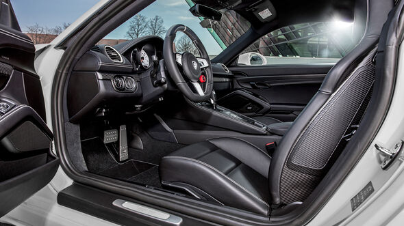 Techart Coupé, Tuning, Porsche 718 Cayman S