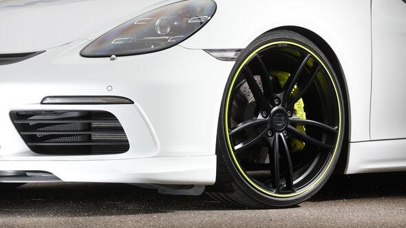 Techart-Porsche 718 Boxster S, Rad, Felge