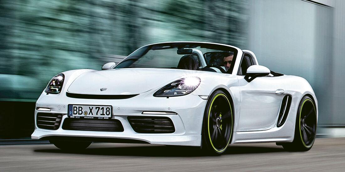 Techart-Porsche 718 Boxter S
