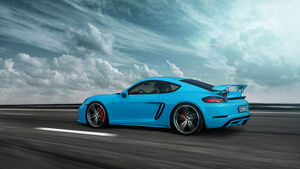 Techart-Porsche 718 Cayman S, Tuning