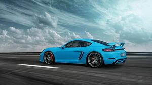 Techart-Porsche 718 Cayman S, Tuning