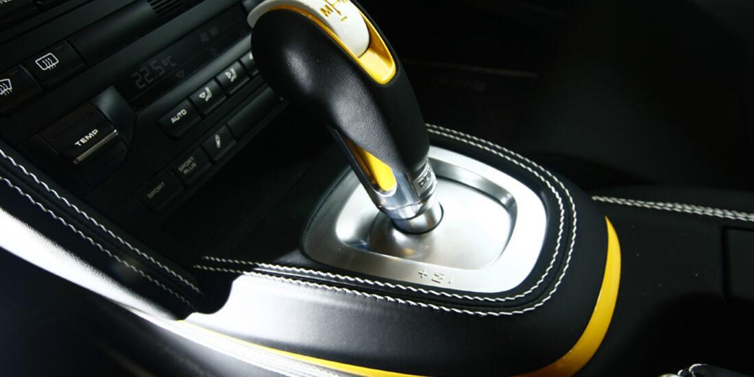 Techart-Porsche 911 Turbo Ganghebel