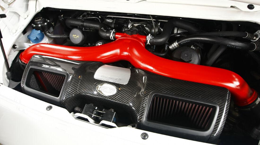 Techart-Porsche 911 Turbo Motor