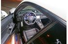 Techart-Porsche 911 Turbo S, Cockpit, Lenkrad