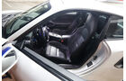 Techart-Porsche 911 Turbo S, Fahrersitz