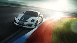 Techart Porsche 911 Turbo S Tuning