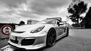 Techart-Porsche Boxster S Tuning
