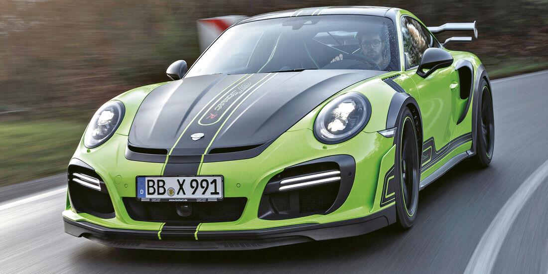 Techart-Porsche Gtstreet R Coupé