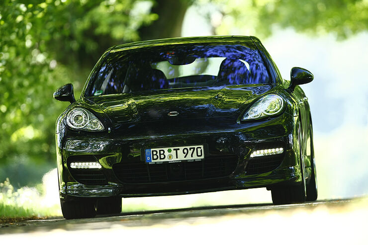 Techart Porsche Panamera Turbo