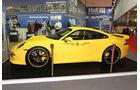 Techart auf der Essen Motor Show 2012.