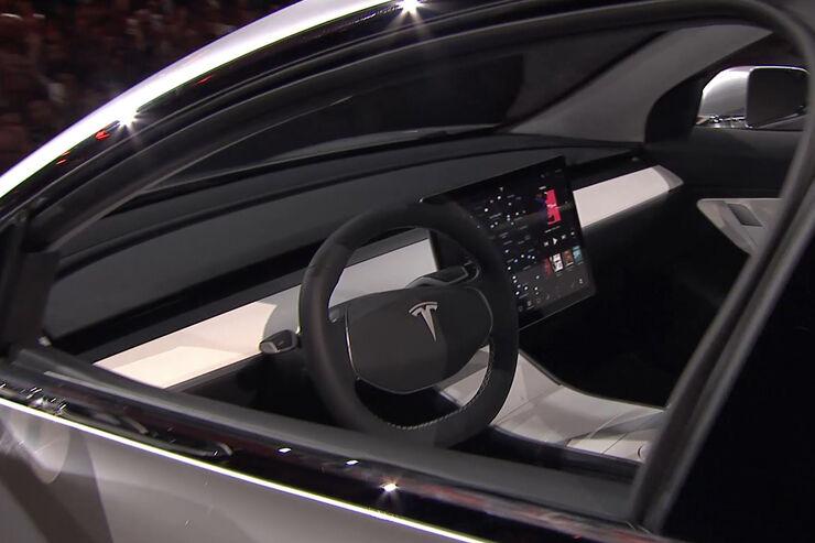 tesla model 3 elektroauto ab dollar auto motor und sport. Black Bedroom Furniture Sets. Home Design Ideas