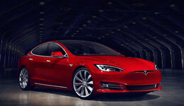 Tesla Model S Facelift
