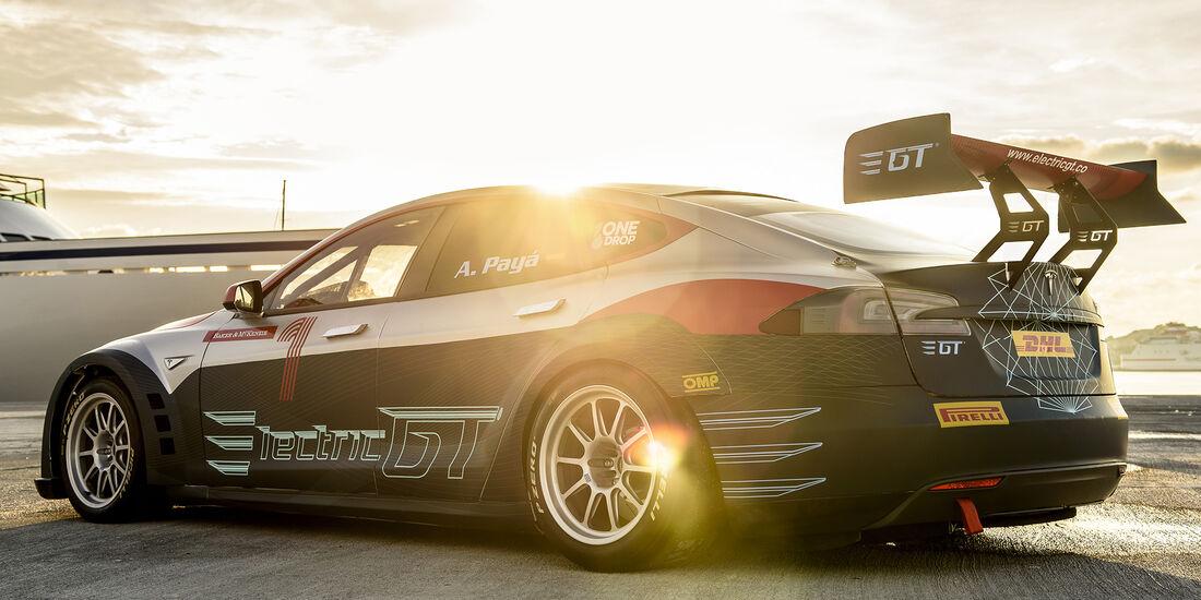 Tesla Model S GT - Electric GT - 2016