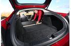 Tesla Model S, Kofferraum