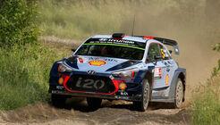 Thierry Neuville - Hyundai i20 WRC - Rallye Polen 2017