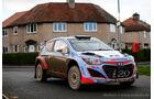 Thierry Neuville - Rallye GB 2015