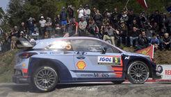 Thierry Neuville - WRC Korsika 2017