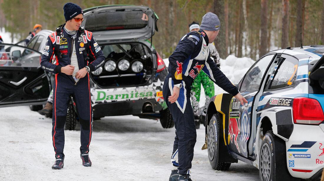 Thierry Neuville - WRC - Rallye Schweden 2015