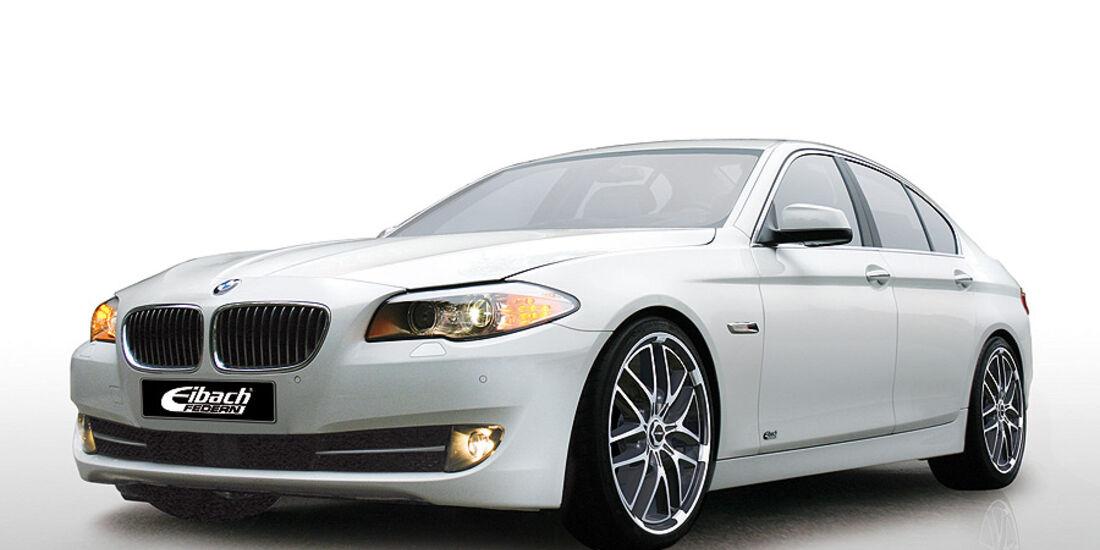 Tieferlegung Eibach BMW 5er