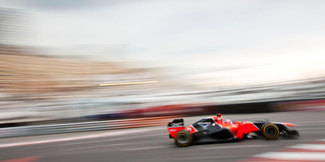 Timo Glock - GP Monaco 2012