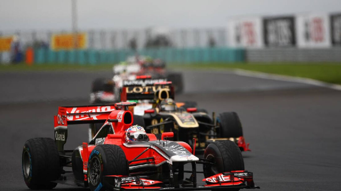 Timo Glock - GP Ungarn - Formel 1 - 31.7.2011 - Highlights