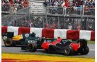 Timo Glock - Marussia - Formel 1 - GP Kanada - 8. Juni 2012
